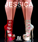 NOMINAL: JESSICA ANKLE BOOTS & HUD
