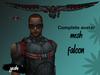 Complete Avatar Falcon v1 mesh