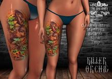 TSB ::: Tattoo killer orchid