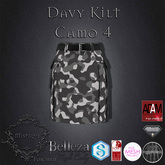 **Mistique** Davy Camo 4 (wear me and click to unpack)