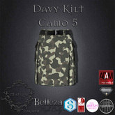**Mistique** Davy Camo 5 (wear me and click to unpack)