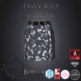 **Mistique** Davy Camo 6 (wear me and click to unpack)
