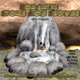 Romantic Stone Age Shower