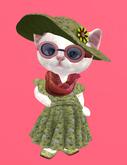 Lexxie Dinkies Flirty in Green Combo