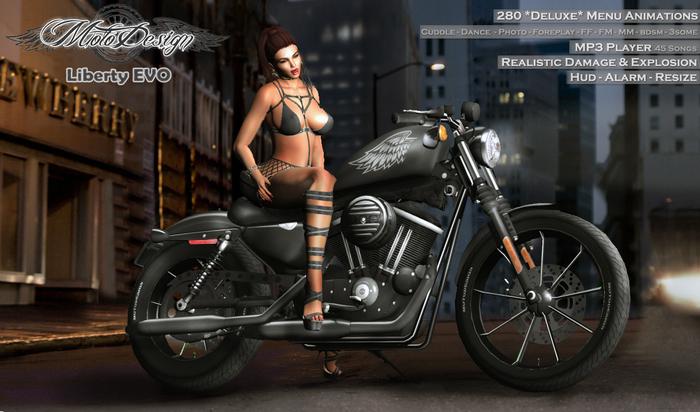 MotoDesign - Liberty - EVO