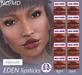 ND/MD Eden NATURALS lipsticks - Omega+BOM