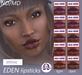 ND/MD Eden ETHNIC lipsticks - Omega+BOM