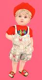 Lexxie Totsipop Infant Crayons Combo