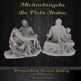 Michaelangelo's La Pieta Statue