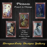Fine Art - Picasso (Touch to Change)