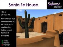 Santa Fe House Sales Box
