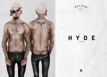 *Bolson / Tattoo - Mr. Hyde