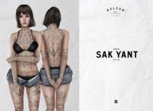 *Bolson / Tattoo - Sak Yant