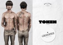*Bolson / Tattoo Cronopios Collection - Token