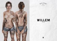 *Bolson / Tattoo - Willem