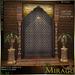 Display moroccanniche wood