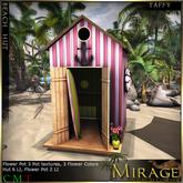 =Mirage= Beach Hut - Taffy