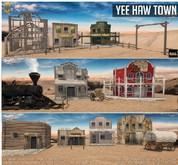 Locomotora RARE - Yee Haw Town - The Bearded Guy