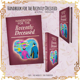 "LeMomo: ""Handbook for the Recently Deceased"" with Poses"