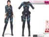 MI962725 Cyberpunk Space Combat Suit Set