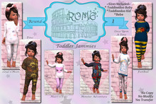 >rOMe< Once Upon a Time Jammies *BOXED*