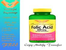 Beautiful Beginnings Folic acid