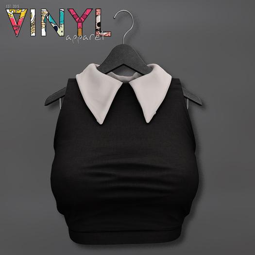 Vinyl - Mick Mod Top Pak Black