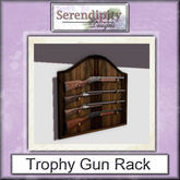 Serendipity Designs - Trophy Gun Rack