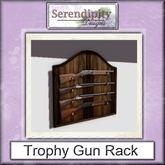 Serendipity Designs - Trophy Gun Rack
