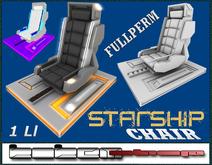KOKEMSHOP- SPACESHIP CHAIR-FullPerm.BOX(wear me)