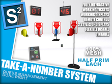 S2 Take A Number System v1.0.0 BOXED