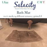 Salacity - Bath Mat
