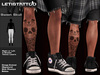 Letis Tattoo :: Sweet Skull :: Leg Tattoo & Omega Legacy Signature and more Appliers