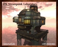 **JPK  Steampunk Laboratory BOX
