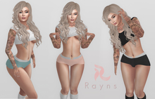 Rayns - No7 Leatherpants  COLORPACK