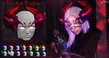+ Devilish Prestige Horns + {egosumaii}