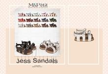 [M] Jess Sandals - Alabaster - WEAR to unpack