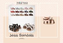 [M] Jess Sandals - Purin