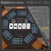 K.R. Engineering Texas Hold'em Poker Game