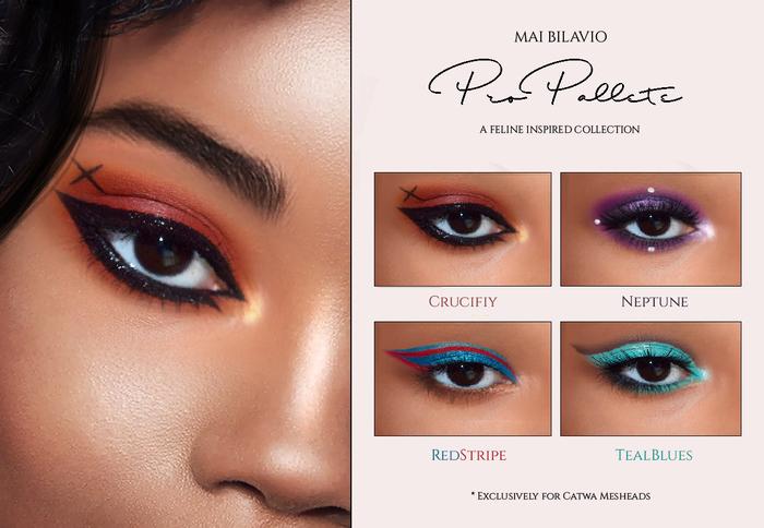 .:Mai Bilavio:. Pro Palette Collection (Catwa & Omega)