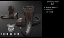 Feral - Drinking Horn GIFT