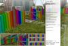 Sway's [Orla] Picket Fence . Rainbow