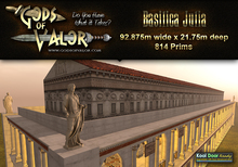 Gods of Valor - Basillica Julia