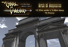 Gods of Valor - Arch of Augustus