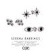 Cae :: Serena :: Earrings [bagged]