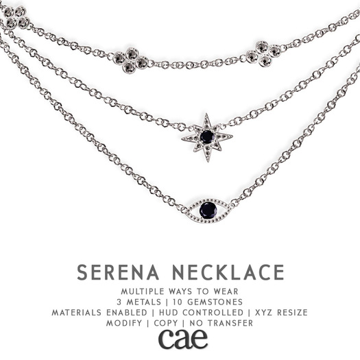 Cae :: Serena :: Necklace [bagged]