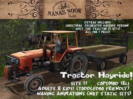 NN Tractor Hayride