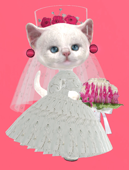 Lexxie Dinkies Bride Outfit 2