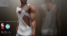 GVN FULL PERM RIPPED TANK TOP