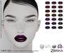 Zibska ~ Laine Lips in 21 colors with Lelutka, LAQ, Catwa and Omega appliers and systam tattoo layers